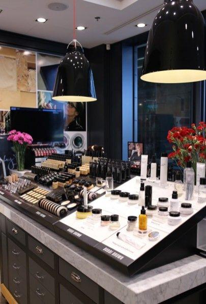 1. Wywiad z Eduardo Ferreira - głównym makijażystą Bobbi Brown we flagowym sklepie marki