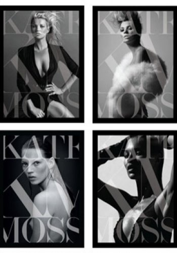 The Kate Moss Book. Fabien Baron.