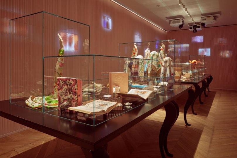 Gucci Garden - muzeum i sklep z pamiątkami we Florencji (1)
