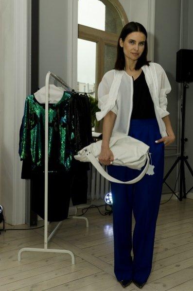 Joanna Horodyńska - MMC Studio Design - otwarcie showroomu przy Mokotowskiej 61