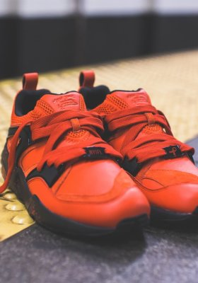 """NOWY MODEL SNEAKERSÓW RISE NYC x PUMA BLAZE OF GLORY """"NEW YORK IS FOR LOVERS"""""""