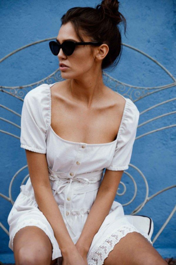 Biała sukienka, 303 Avenue, 530 pln