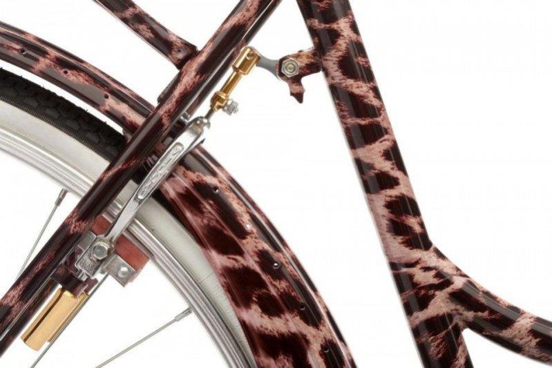 rower miejski projektu Dolce&Gabbana
