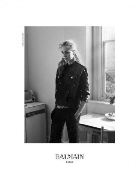 kampania Balmain na jesień zimę 2012/2013