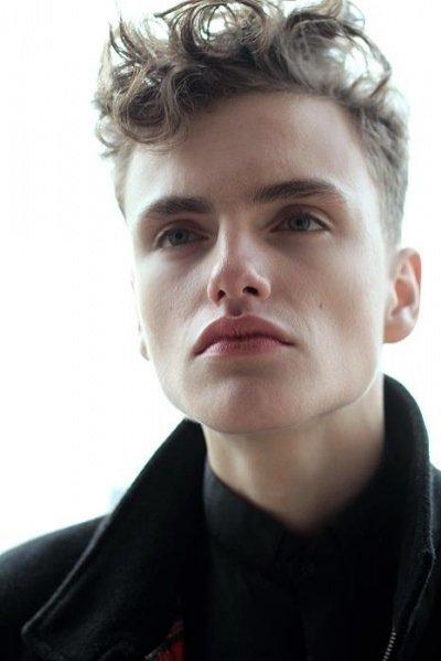 Mateusz Zapatocki model New Face agencji D'vision