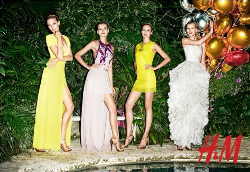 Kampania reklamowa Conscious H&M
