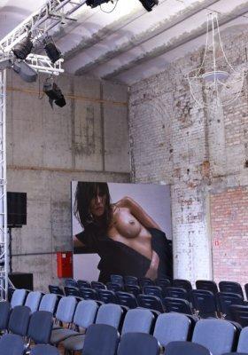 BACKSTAGE POKAZU MMC STUDIO DESIGN JESIEŃ ZIMA 2015 – FOTORELACJA ZZA KULIS