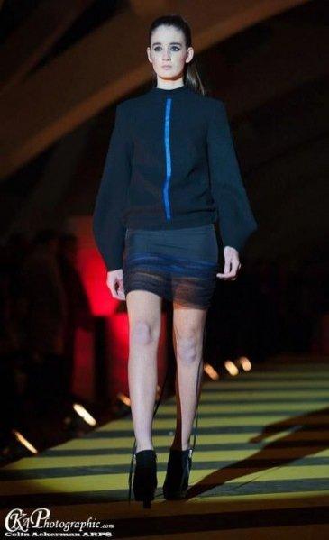 Pokaz kolekcji Asi Wysoczyńskiej na Valencia Fashion Week