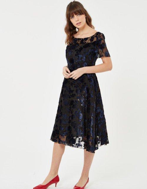 Aksamitna sukienka, 405 Story/Showroom, 553 pln