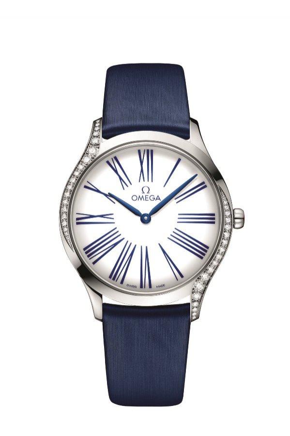Omega Trésor - kolekcja zegarków dla nowego pokolenia kobiet
