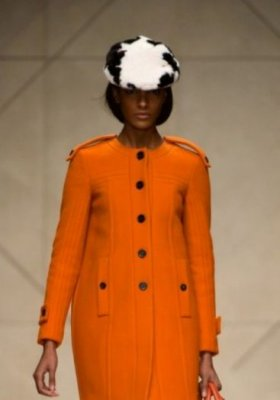 LONDON FASHION WEEK – POKAZ BURBERRY NA SEZON JESIEŃ-ZIMA 2011/12