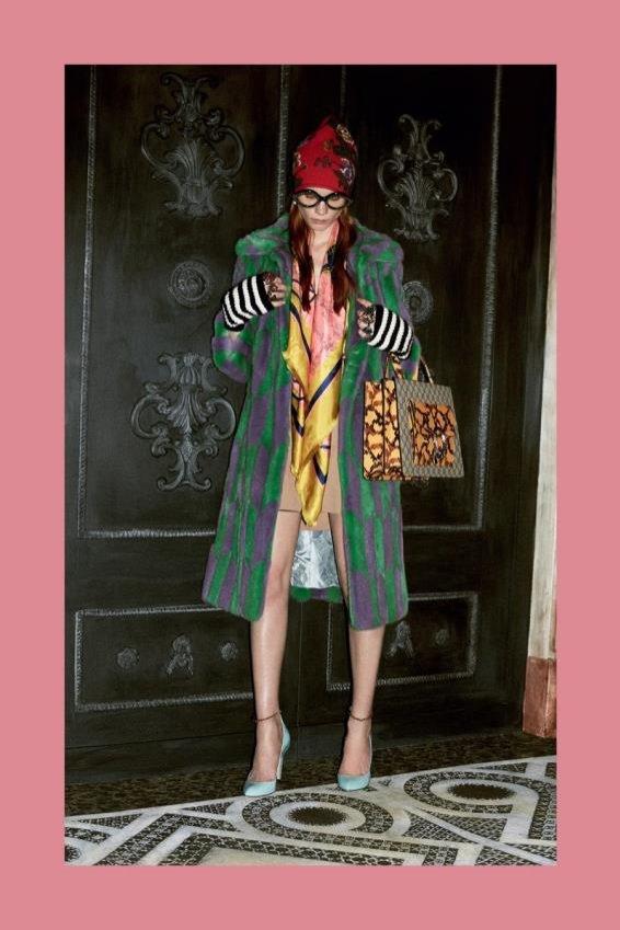 1. Gucci - pre-fall 2016