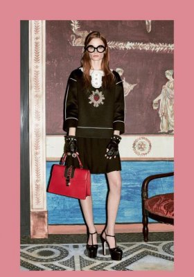 GUCCI – LOOKBOOK PRE-FALL 2016