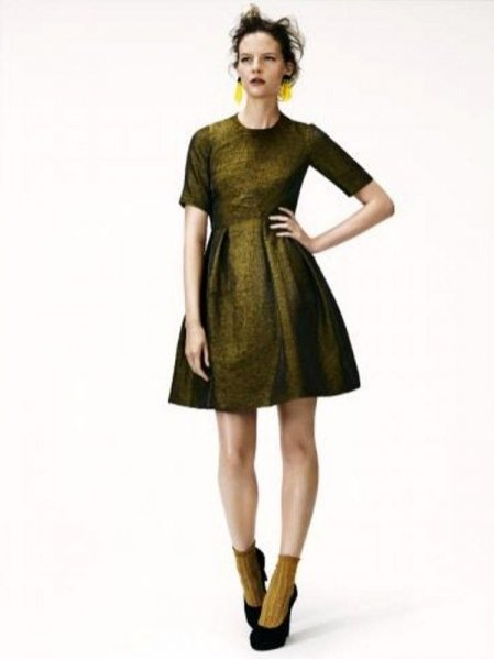 lookbook H&M zima 2012