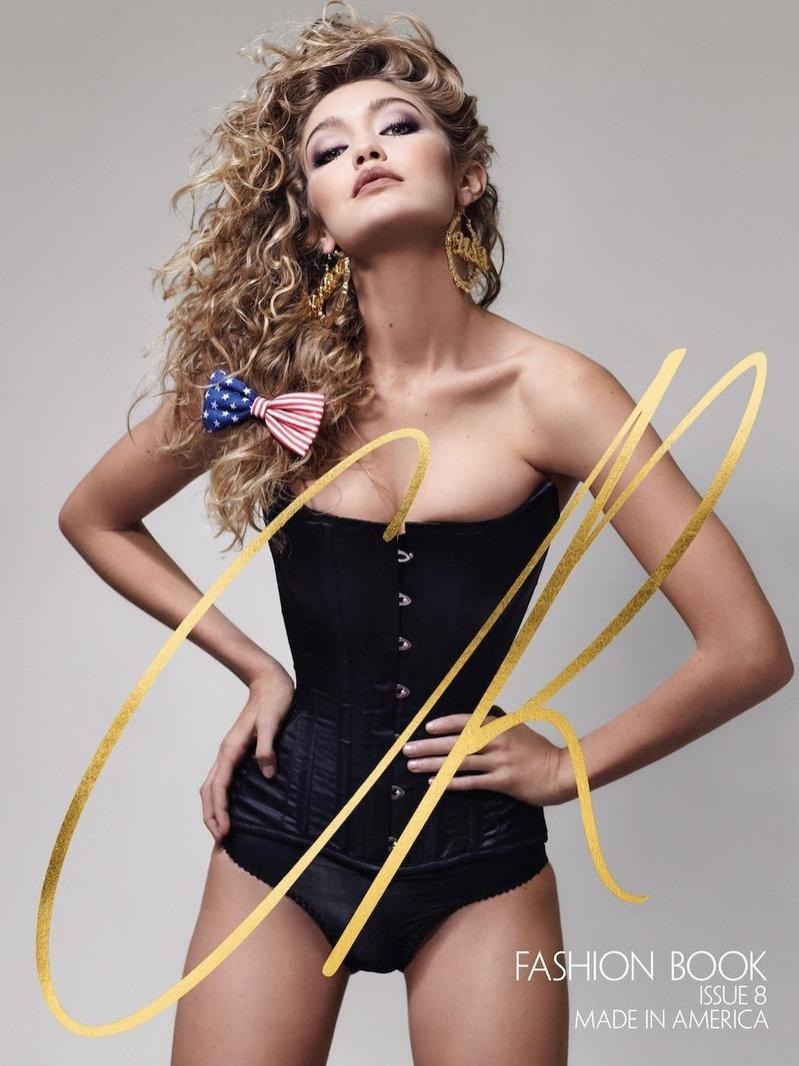 Gigi Hadid - CR Fashion Book