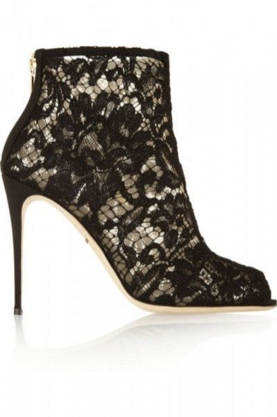 1. Szpilki Dolce&Gabbana - net-a-porter, ok. 3710PLN