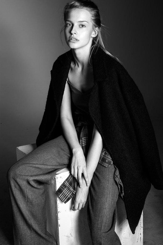 Karolina Pisarek - modelka z agencji Avant Models