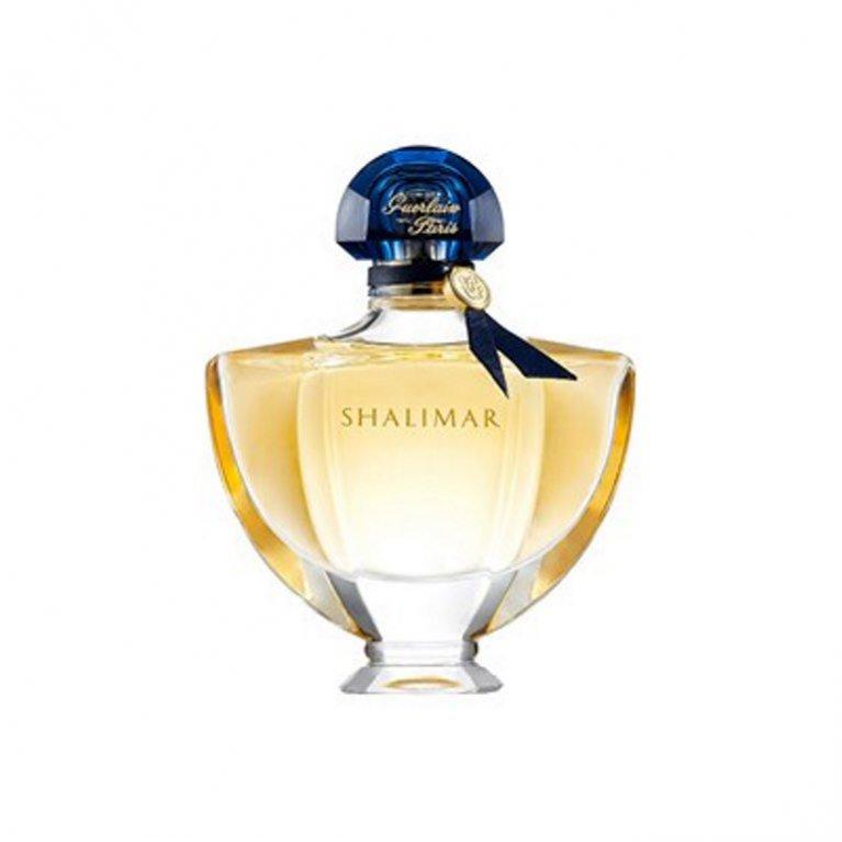 GUERLAIN Shalimar - – znak rozpoznawczy stosowany zawsze niezależnie od okazji czy pory dnia; warto wybrać jeden zapach dla siebie i pozostać mu wiernym