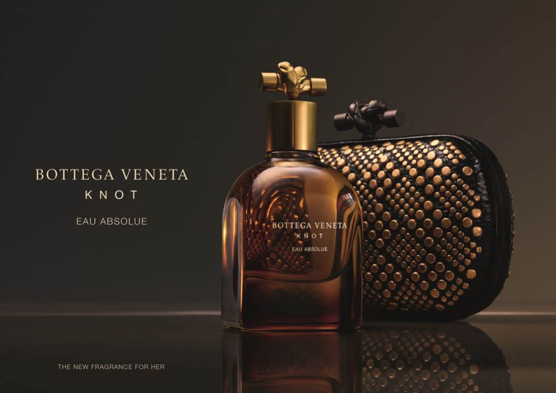 Woda perfumowana Bottega Veneta Knot Eau Absolue