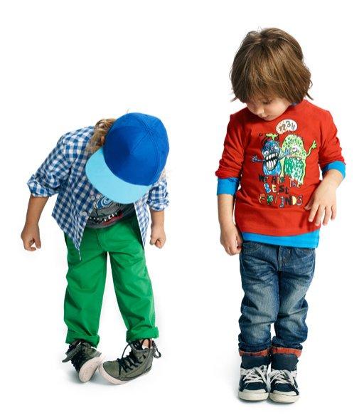 Kolekcja 5.10.15 dla dzieci na sezon wiosna lato 2012