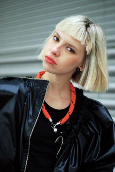 Alicja, autorka bloga Miss Minimalisst