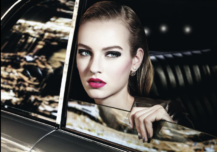 1. Makijaż Dior