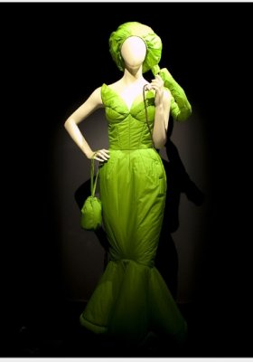 WYSTAWA THE FASHION WORLD OF JEAN-PAUL GAULTIER: FROM THE SIDEWALK TO THE CATWALK W MONTREAL MUSEUM OF FINE ARTS