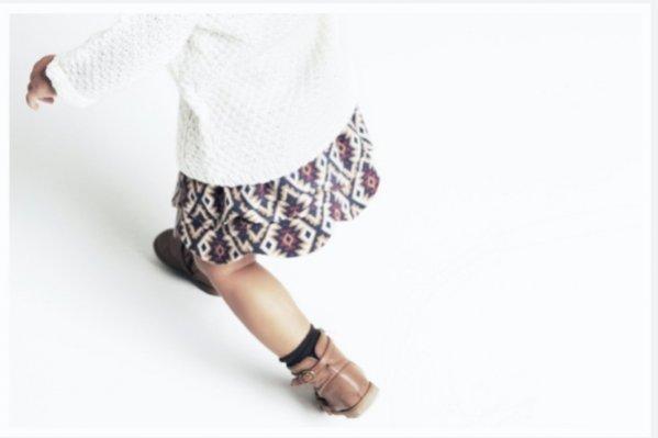 Kolekcja marki Zara dla dziewczynek - świąteczne propozycje