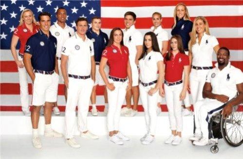 Ralph Lauren ubiera reprezentację olimpijską USA