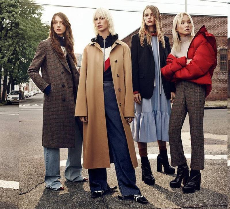 Okrycia wierzchnie Zara 2016