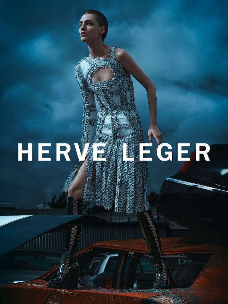 Daga Ziober dla Herve Leger