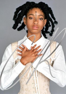 WILLOW SMITH NA OKŁADCE CR FASHION BOOK