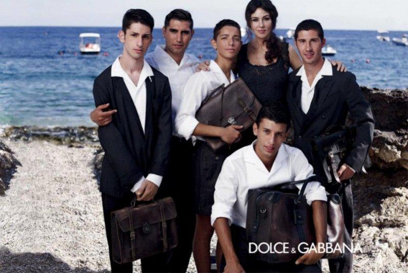 Dolce&Gabbana Men wiosna lato 2013