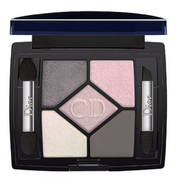Dior 5-Colour Eyeshadow w odcieniu Soft Pink Design #018