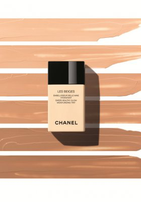 CHANEL MAKEUP – KOLEKCJA LES BEIGES 2018
