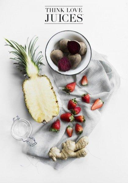 1. Think Love Juices - nowy projekt Anny Jagodzińskiej