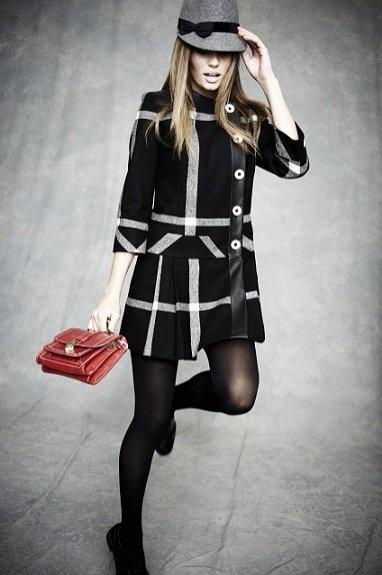 Lookbook kolekcji Marks&Spencer jesień-zima 2011/12