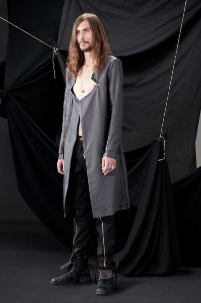 Kolekcja Konrada Parola na sezon jesień zima 2011 Les Mercenaires
