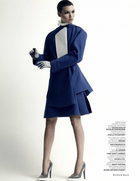 Arizona Muse w sesji dla Vogue Russia