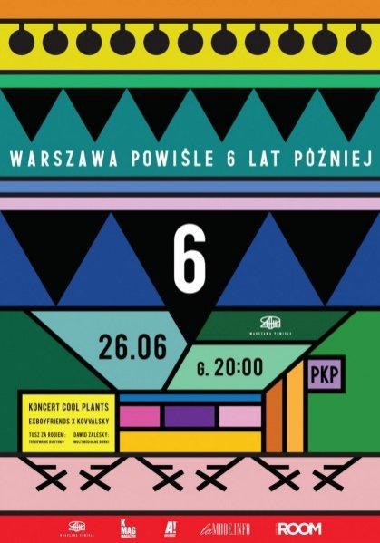 6. urodziny Warszawa Powiśle