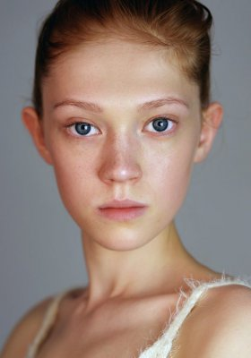 ANIA BIEL - NEW FACE UNCOVER MODELS