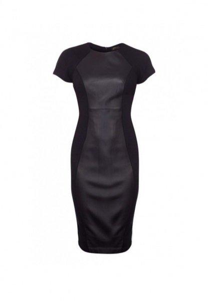 1. Ołówkowa sukienka Monica Nera, BoutiqueLaMode.com, 1200PLN