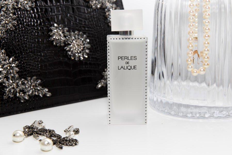 Perles de Lalique: perfumy