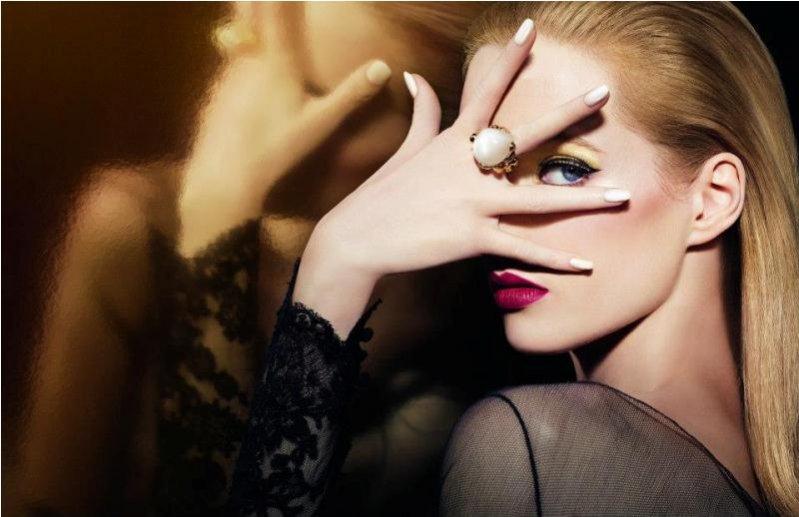 świąteczna kolekcja do makijażu marki Dior