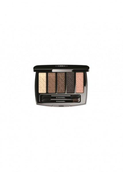1. Jesienna paleta Chanel Les Automnales - cienie do oczu Les Ombres de Chanel