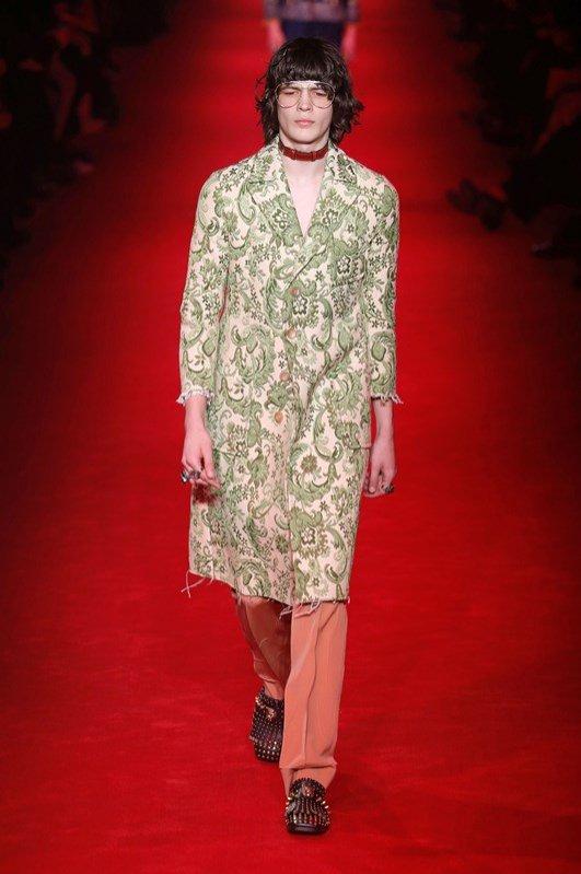 1. Gucci jesień zima 2016