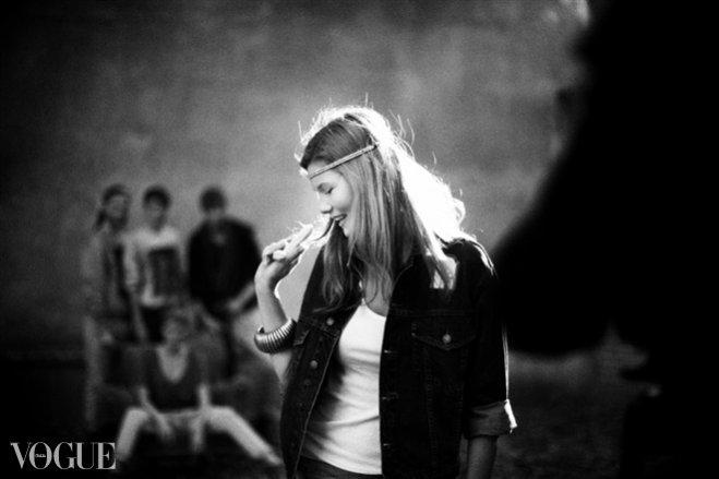 Bartosz Szmigulski - młodyfotograf doceniony przez vogue.it