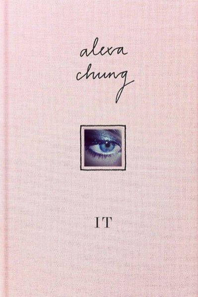 """pierwsza książka Alexy Chung - """"It"""""""