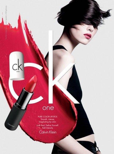 Kampania CK One na sezon wiosna lato 2012