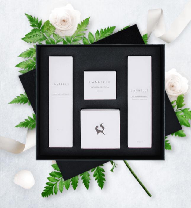 Zestaw kosmetyków Lanbelle / 4 Seasons Beauty